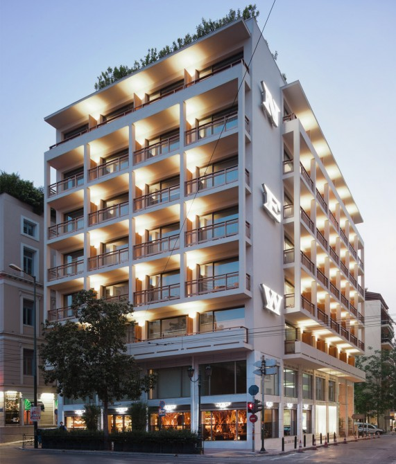 new hotel athens greece design hotels ForDesign Hotel Athens